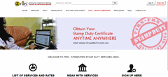 FIRS Stamp Duty Website