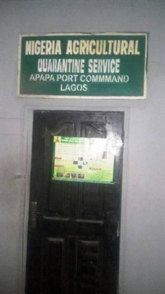NAQS,Apapa Port Command